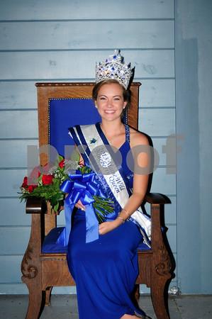 2013 Maine Wild Blue Berry Pagent