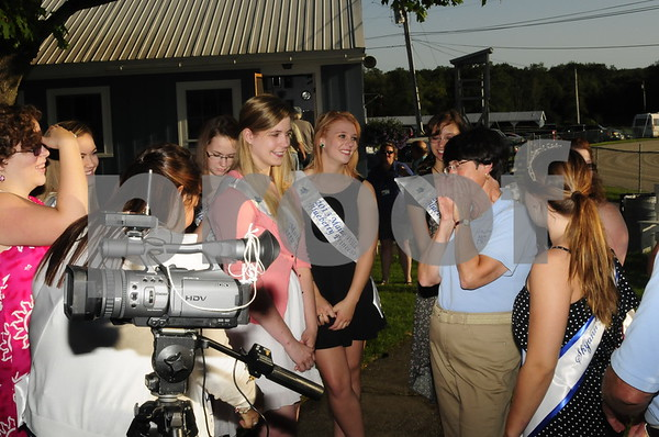 2013 Maine Wild Blueberry Queen Pageant
