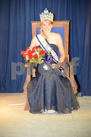 Maine Wild Blueberry Queen Pageant