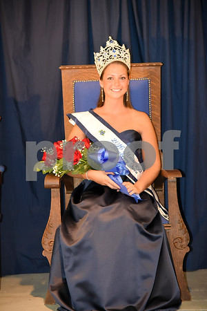 2016 Maine Wild Blueberry Queen Pageant