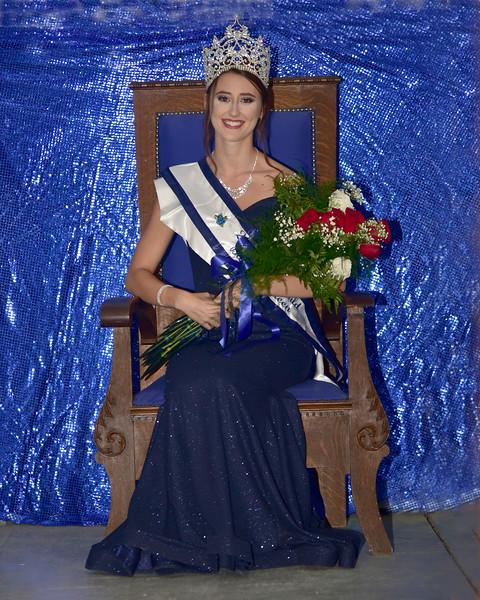 Maine Wild Blueberry Queen Pageant