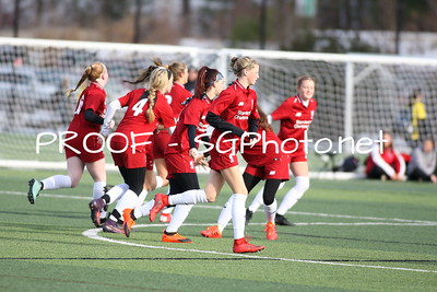 LFC U16 Girls - November 18th