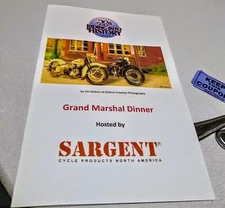2019 Grand Marshal Dinner