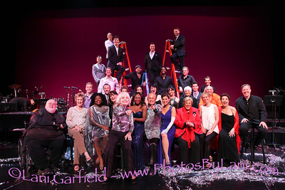 Photos by Lani Cast with Carol Channing and Michael Childers