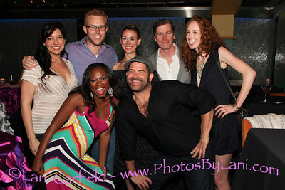 Photos by Lani One Night Only Cast and friends