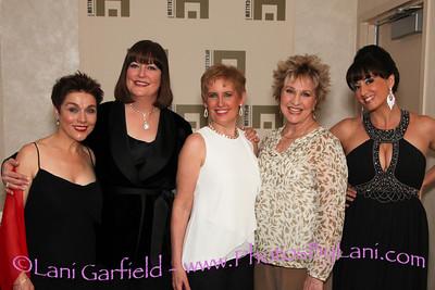 Photos by Lani Christine Andreas, Ann Hampton Callaway, Liz Callaway, Pamela Meyers, Donna Theodore