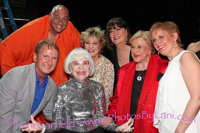 Photos by Lani Gary Hall, Sal Mistretta, Carol Channing, Pamela Meyers, Ann Hampton Callaway, Kaye Ballard, Liz Callaway