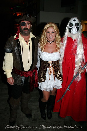BB's Halloween Party- October 31, 2007