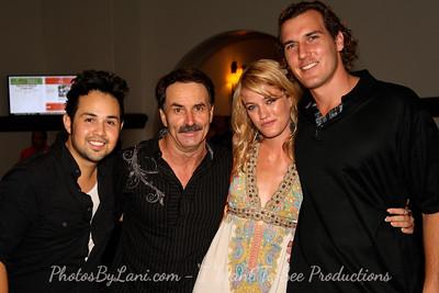 BB's Leo Party at Rancho Las Palmas- July 31, 2010