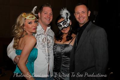 BB's NYE Ball at Renaissance Esmeralda Ballroom- December 31, 2010