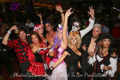 BB's Halloween Party by Lani & JP