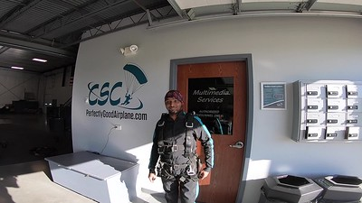 1814 Anil Chinthala Skydive at Chicagoland Skydiving Center 20190420 Eric Klash