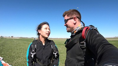 1022 Claire Xu Skydive at Chicagoland Skydiving Center 20190420 Eric ERic