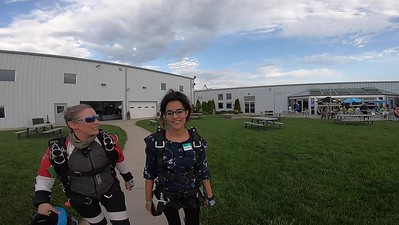 1919 Rojina Bhusal Skydive at Chicagoland Skydiving Center 20190516 Jenny Klash