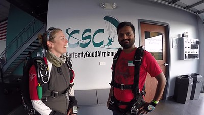 1910 Gangadhar Busannagari Skydive at Chicagoland Skydiving Center 20190526 Jenny Breezy