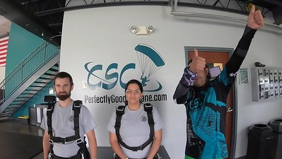 1203 Tanairi Albarran Skydive at Chicagoland Skydiving Center 20190529 Blane Eric