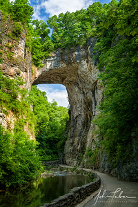 Natural Bridge (east side)