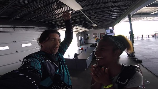 1320 Serina Williams Skydive at Chicagoland Skydiving Center 20190604 Blane Blane