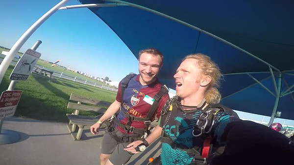 1955 Jack Bernier Skydive at Chicagoland Skydiving Center 20190610 Klash Klash