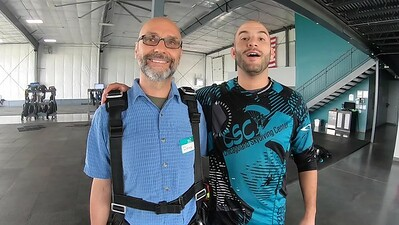 1118 Doug Muller Skydive at Chicagoland Skydiving Center 20190618 Hop Eric