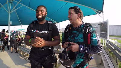 1940 Andre Howard Skydive at Chicagoland Skydiving Center 20190622 Blane Breezy
