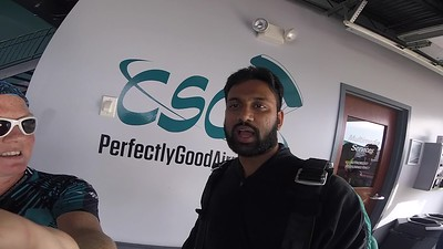 1817 Khanna Chowdary Skydive at Chicagoland Skydiving Center 20190630 Breezy Breezy