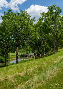 Burnside's Bridge at Antietam National Battlefield