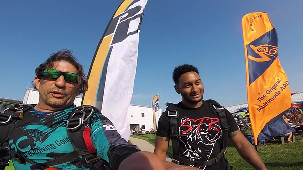 1914 Bryson McCaskill  Skydive at Chicagoland Skydiving Center 20190706 Blane Blane