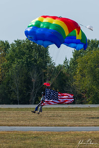 The Flying Circus opening the 2019 Leesburg Airshow