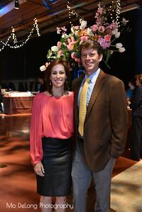 Anna and Steve Pletcher