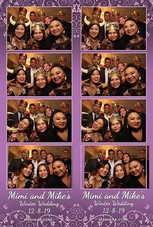 12-8-2019 Mimi & Mike's Winter Wedding
