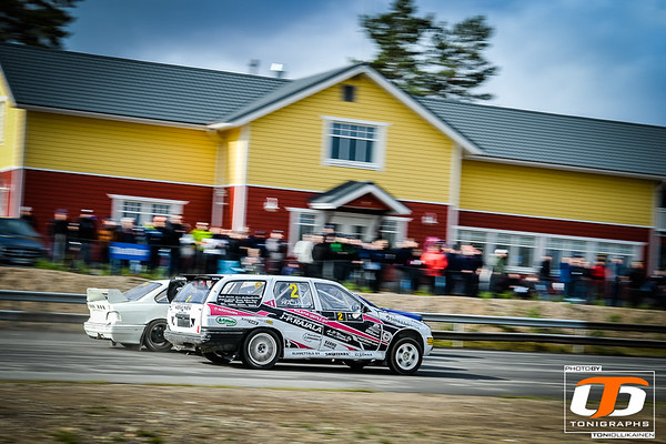 RALLICROSS SM 2019 - HONKAJOKI - PHOTO BY TONIGRAPHS