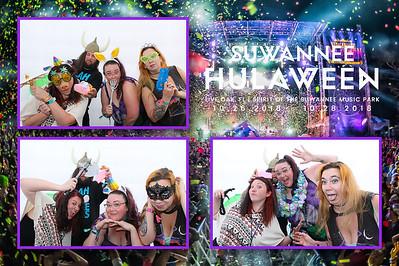 2018.10.25 - Hulaween, Live Oak, FL