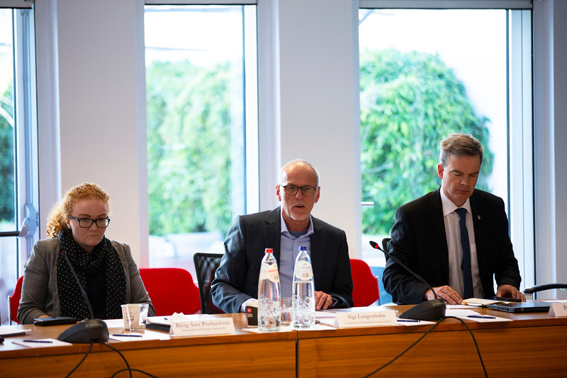 EFTA Consultative Committee and Working Groups discuss new forms of employment with European Experts