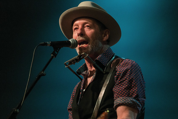 Barney Bentall & Band performed on Saturday night at CN Centre as Colin James brought his Miles To Go tour to Prince George with opening act Marty O'Reilly and the Old Soul Orchestra. Citizen Photo by James Doyle      March 23, 2019