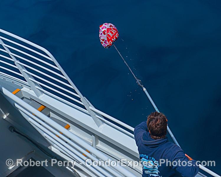 Balloon removal - 2