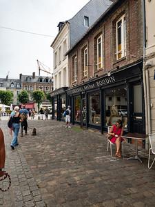 Streets of Honfleur