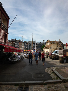 Honfleur Views