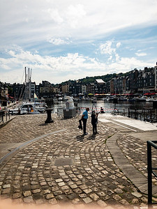 Honfleur Docks