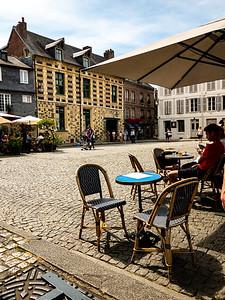 Honfleur Town Square