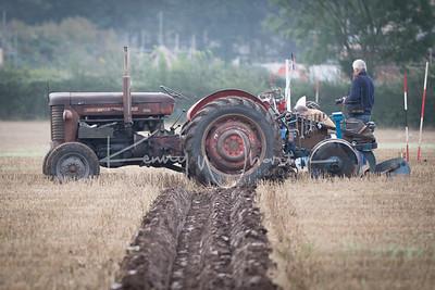 2019-10 Dishforth Ploughing