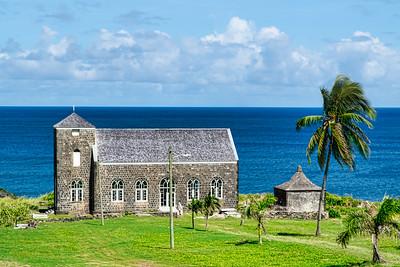 1800's Anglican Church