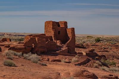 DA111,DT,Wukoki Pueblo AZ