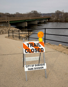DA093,DJ,Flooded Out Trail in  Dubuque