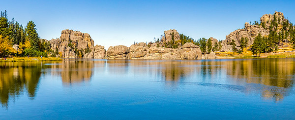 DA022,DT,Sylvan Lake-Black Hills-South Dakota