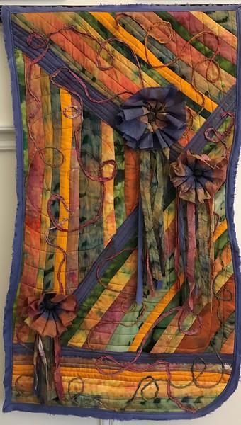 """Flower Fields"" by Karen Malin"