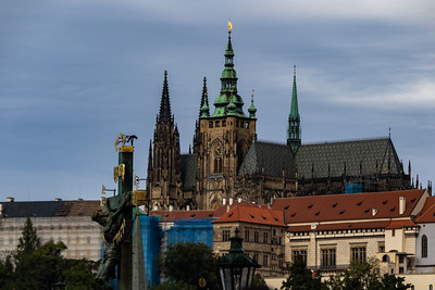 St. Vitus Cathedral in the Palace Compound