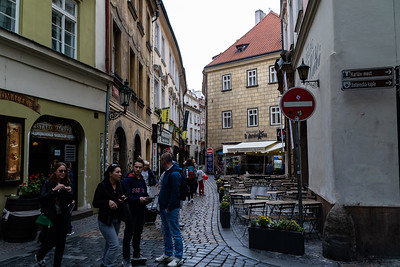 Wander the Streets of Staré Město