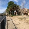 desert train station, at Kelso (now museum and Mojave Park HQ)