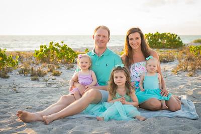 2019.03.25 - Belmont Family Session, Chauncey Park,  Venice, FL
